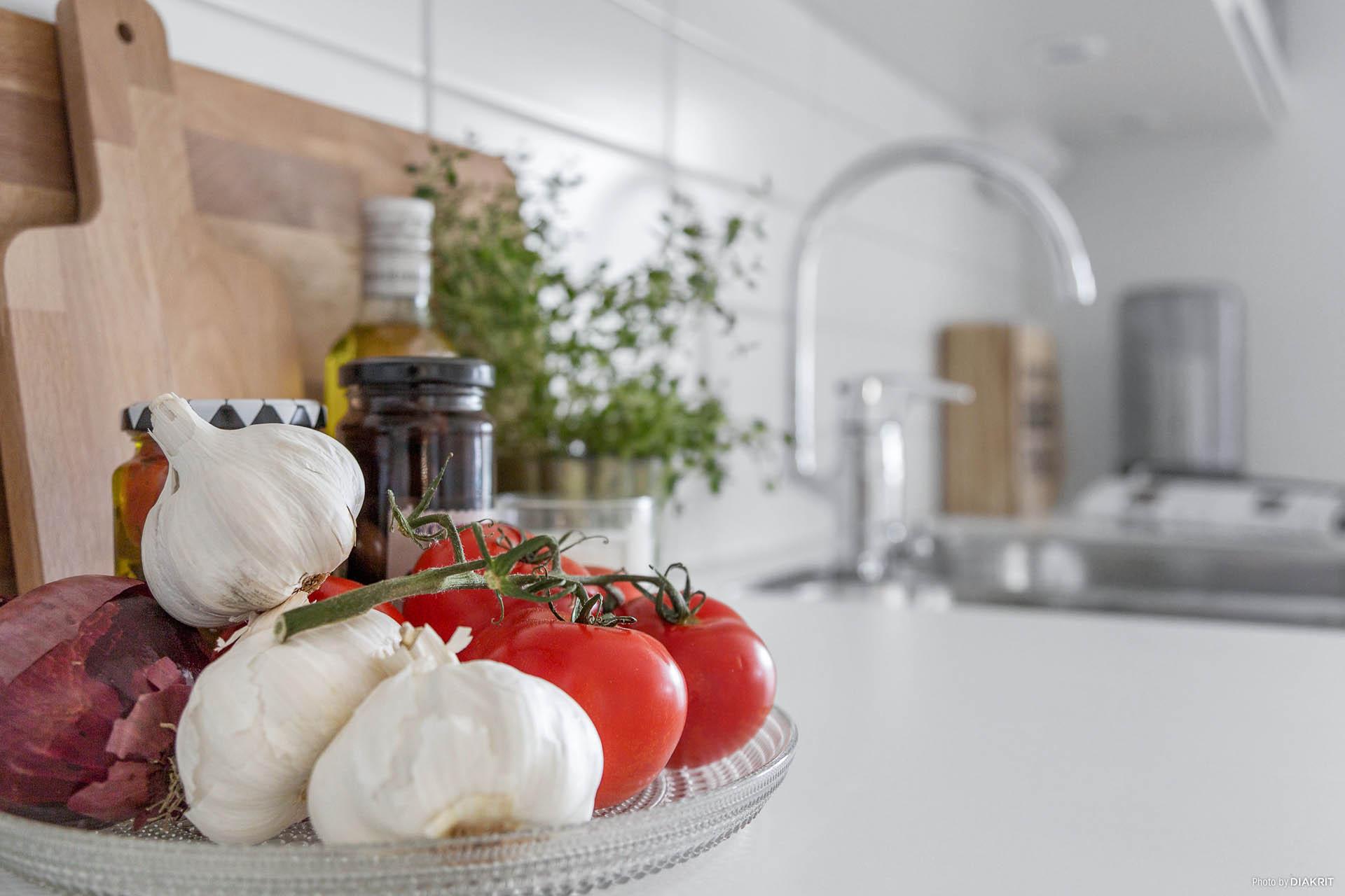 Detaljbild kök