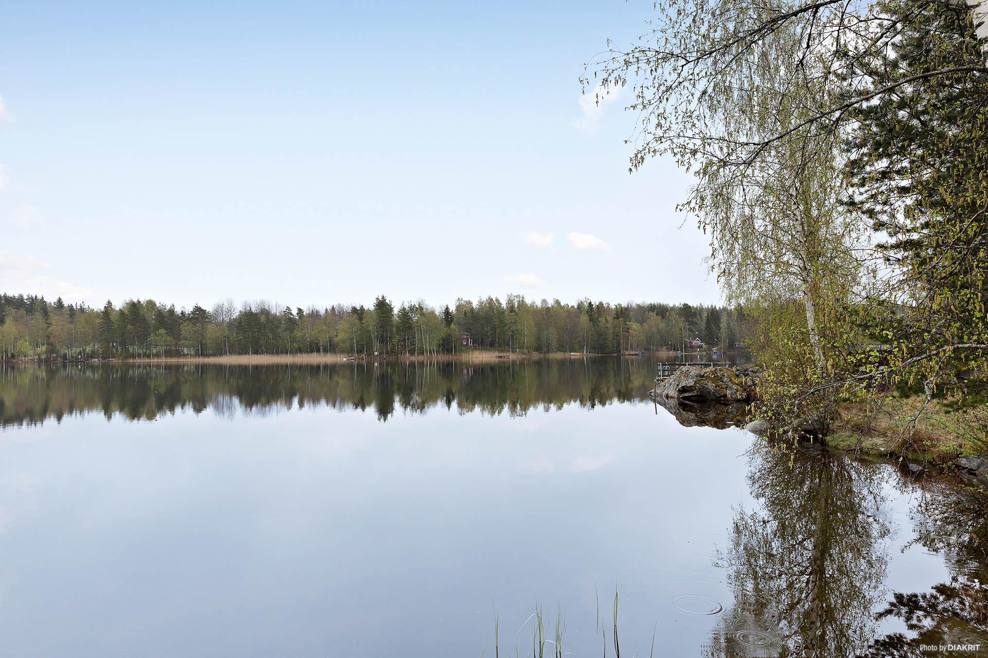 Vid sjön