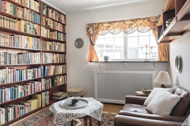 Sovrum 2 alternativt tv-läsrum
