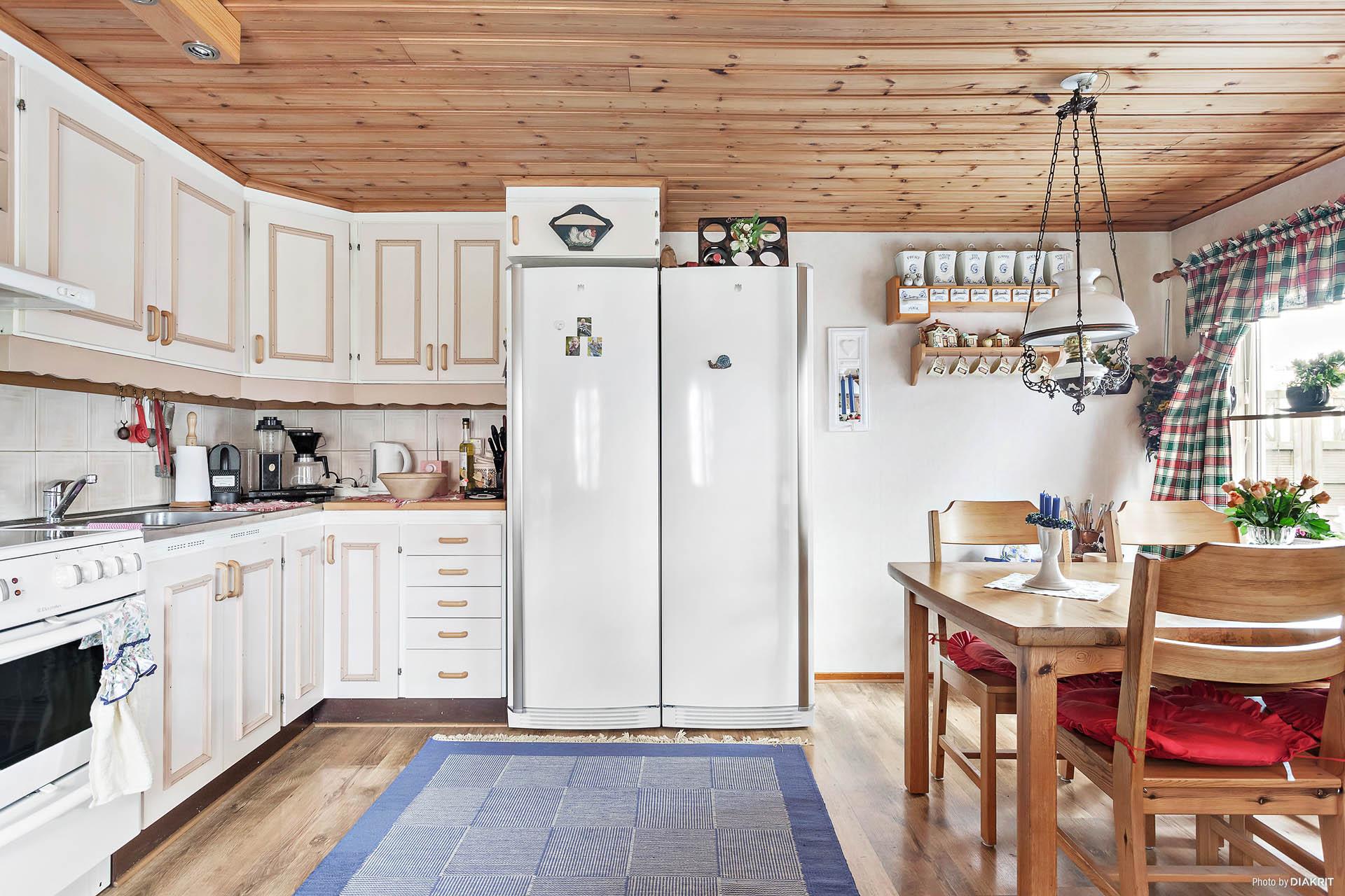 Kök med kyl och frys från 2016