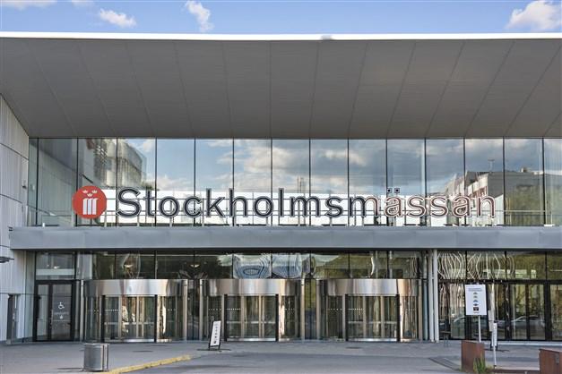 I närheten ligger även Stockholmsmässan