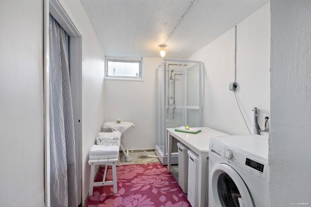 Tvättstuga källare