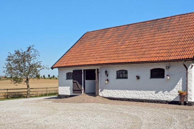 Den gamla stalldelen
