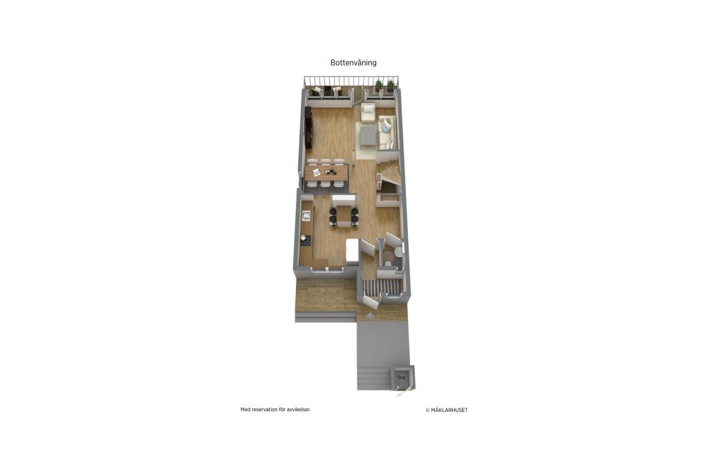 Planritning 3D BV