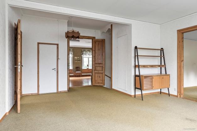 Allrum / möblerbar hall - övre plan