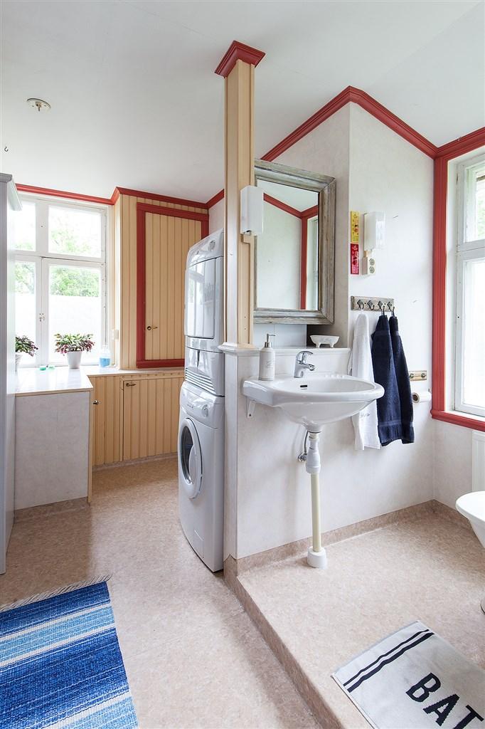 badrum/Tvätt