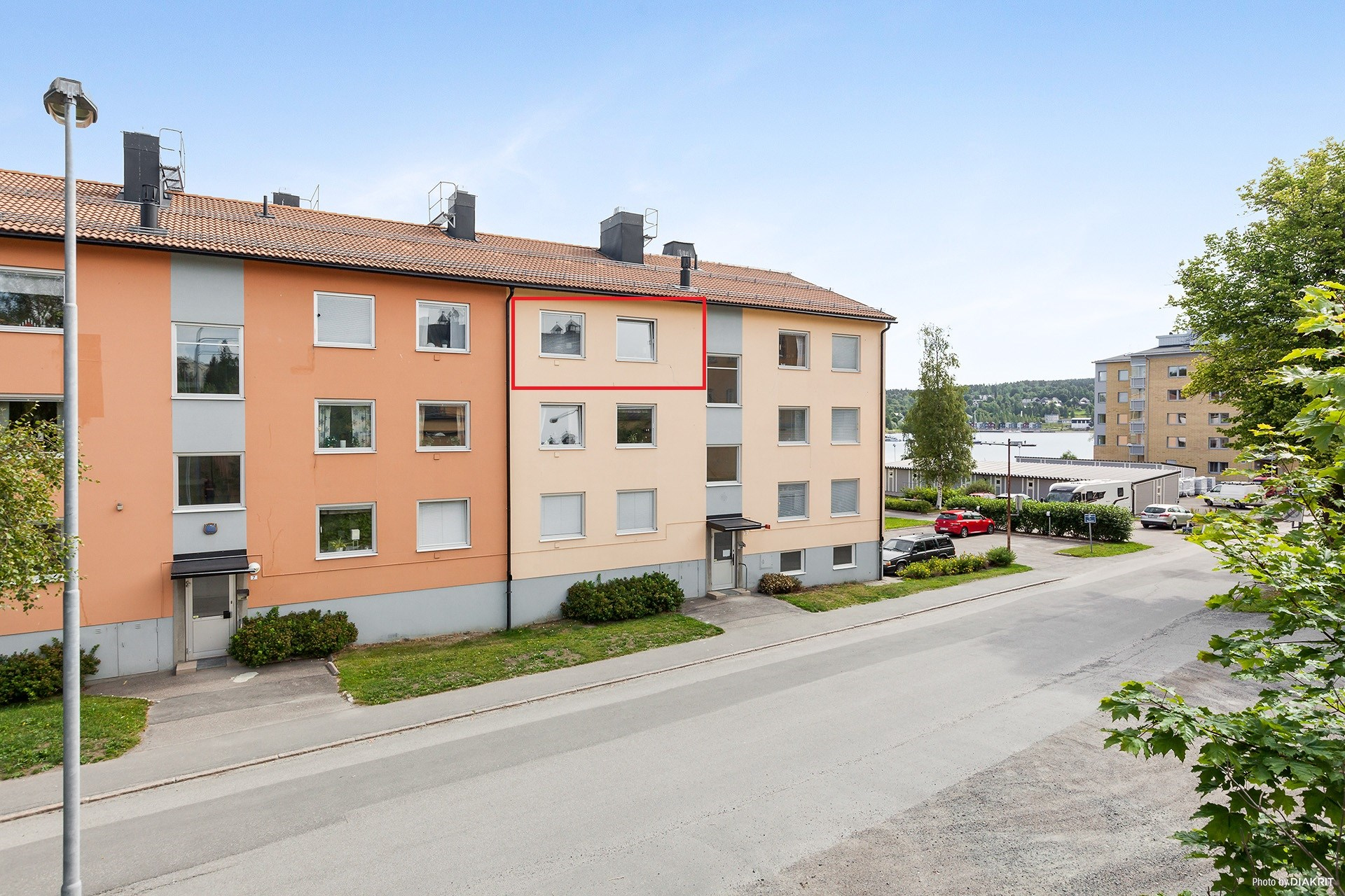 Välkommen till Hospitalsgatan 9 i Brf Tuppen.