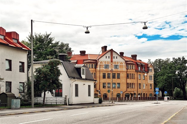 Leipzighuset i Örby