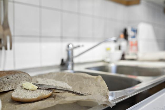 Känn doften av nybakt bröd