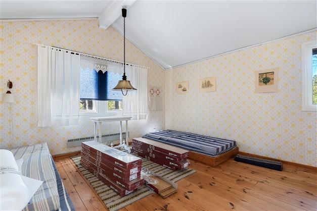 Sovrum i gästhus
