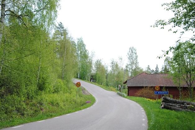 Tomt Västra Rönnäs