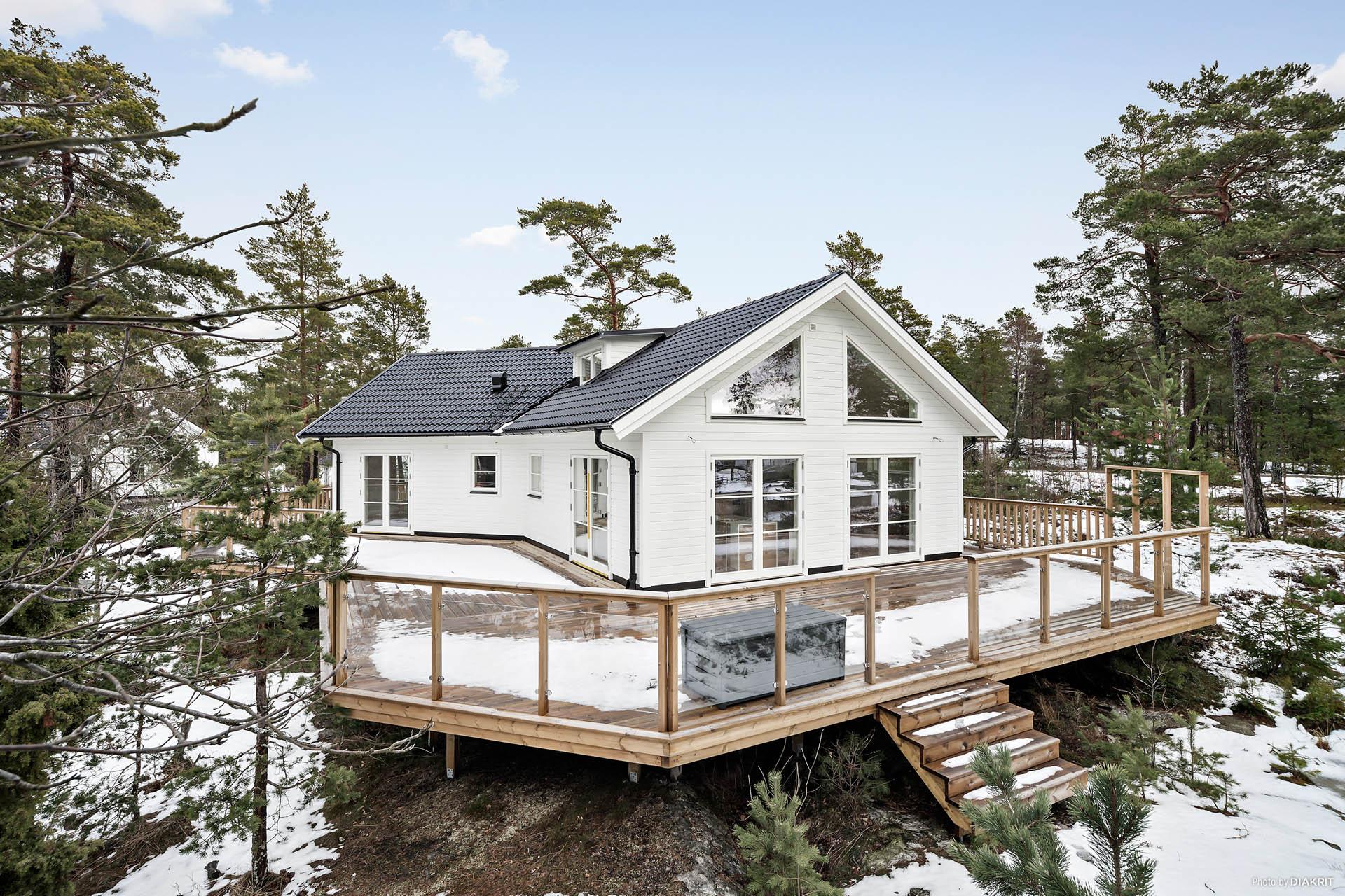 Härlig minivilla/fritidshus i modern tappning!