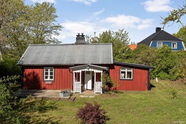 Bostadshus uppfört under 1800-/tidigt 1900-tal