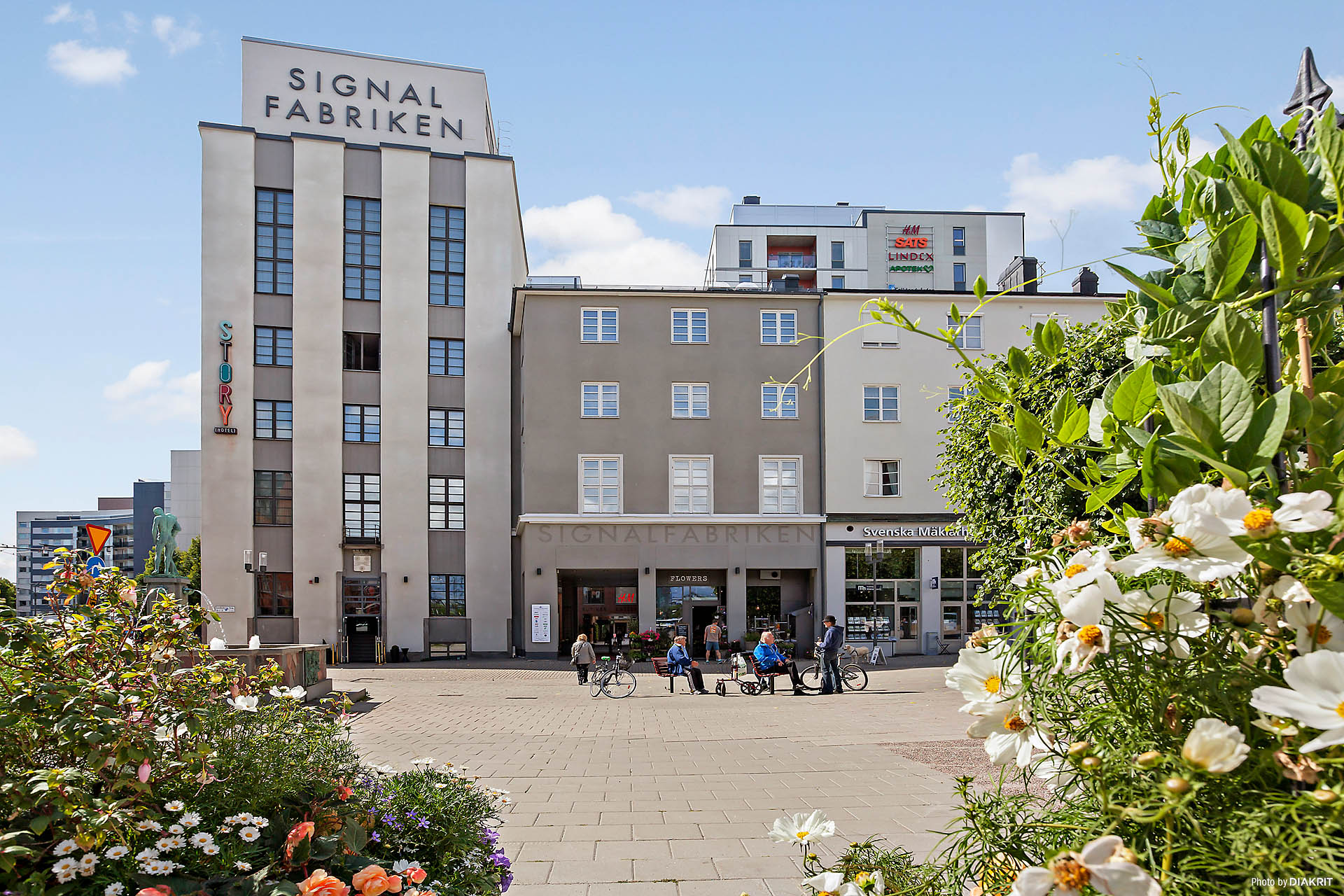 Signal Fabriken Sundbyberg