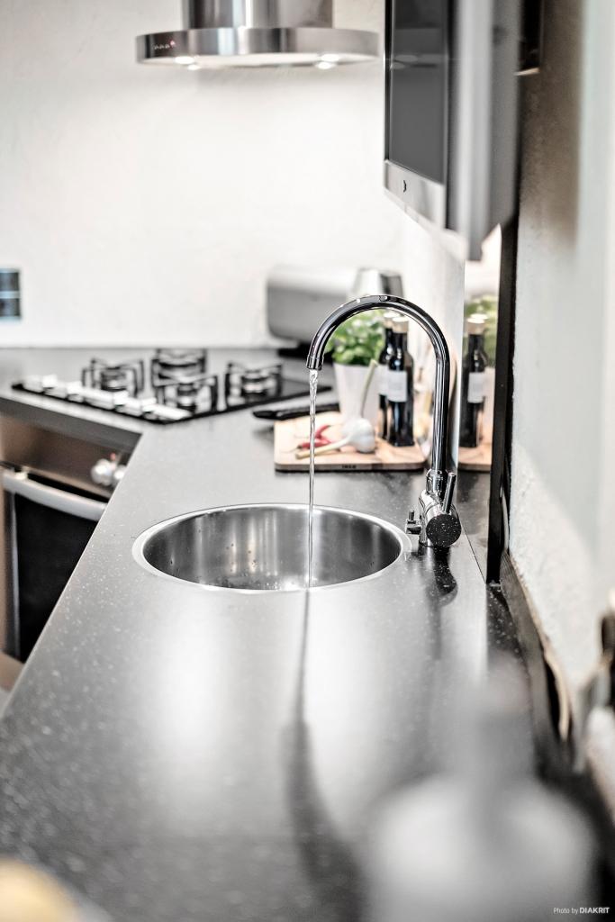 Diskhon i köket