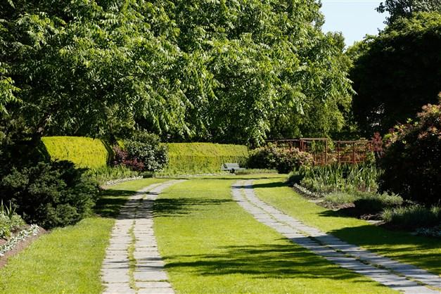 Närhet till parker och grönområden