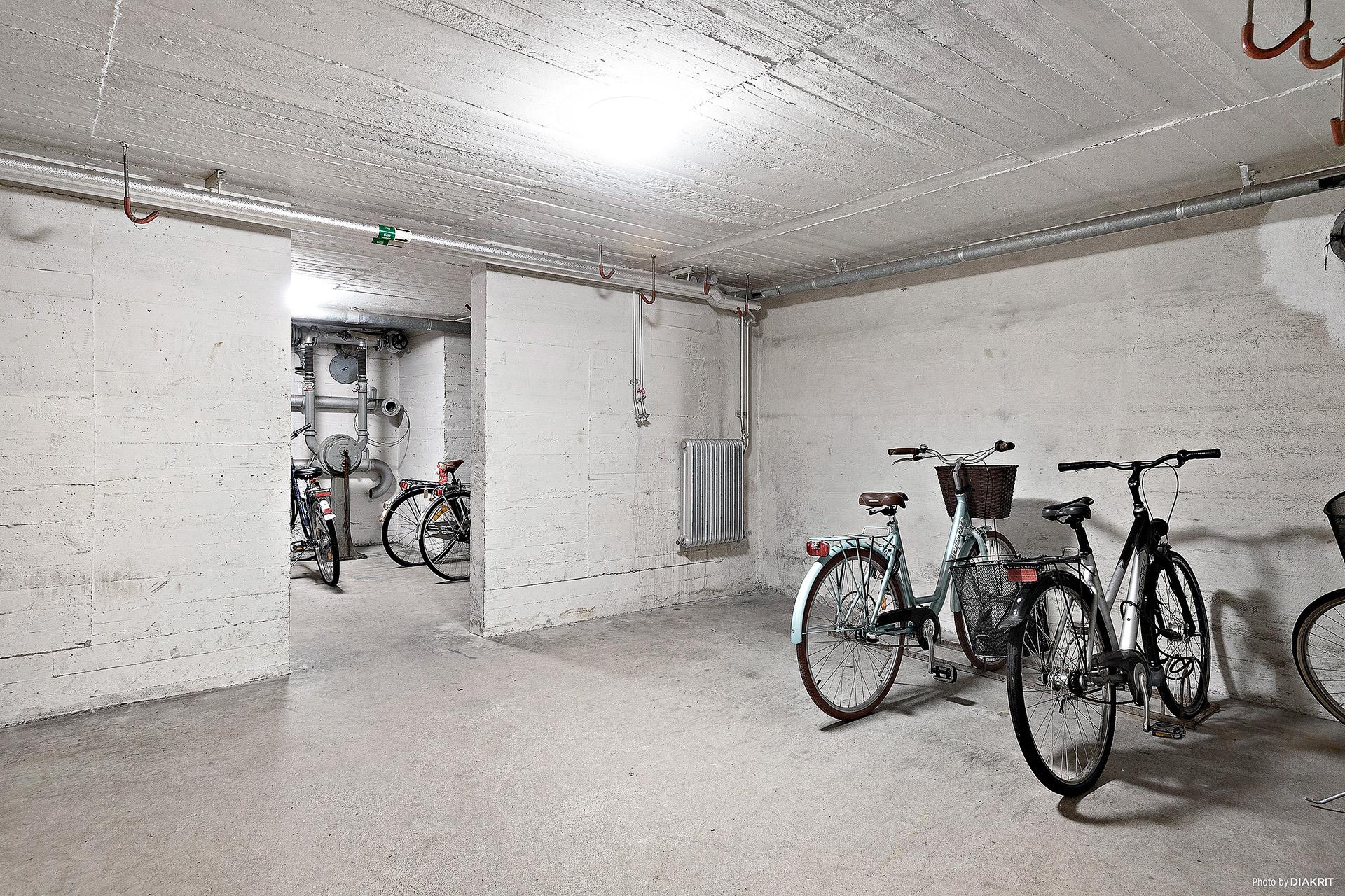 Cykelrum.