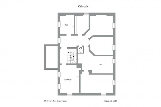 Planritning KV