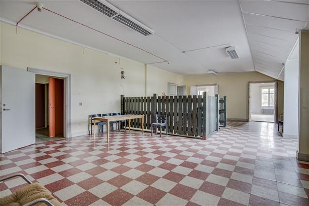 """Lokal i """"skolbyggnaden"""""""