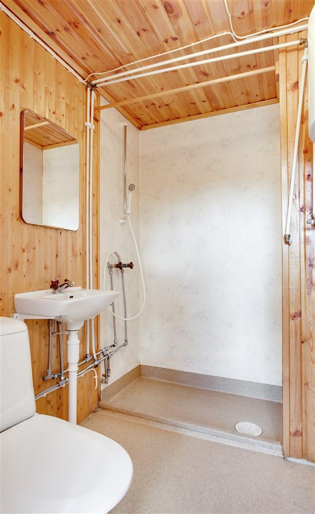 Dusch/wc.