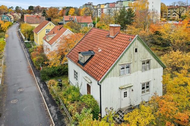 1920-talsdröm ett stenkast från Stockholms innerstad