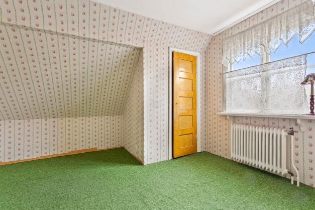 Ytterligare sovrum med klädkammare