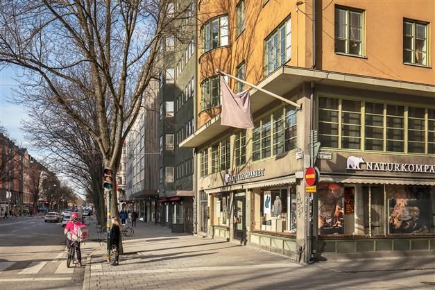Längst Sveavägen och Odengatan finner ni en mängd trevliga butiker