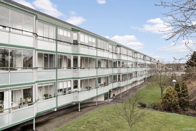 Trädlyckan som är känt för sina generösa balkonger.