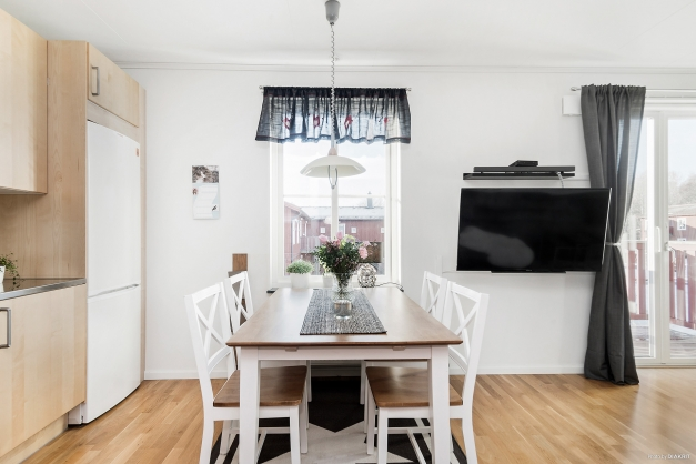 Kök/vardagsrum