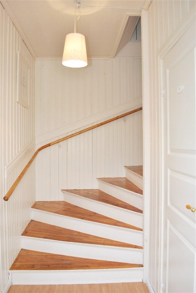 Trappa upp till övervåning