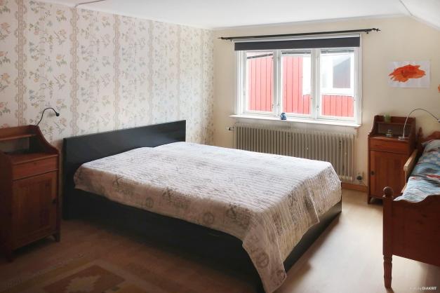 Sovrum 2 ur annan vinkel