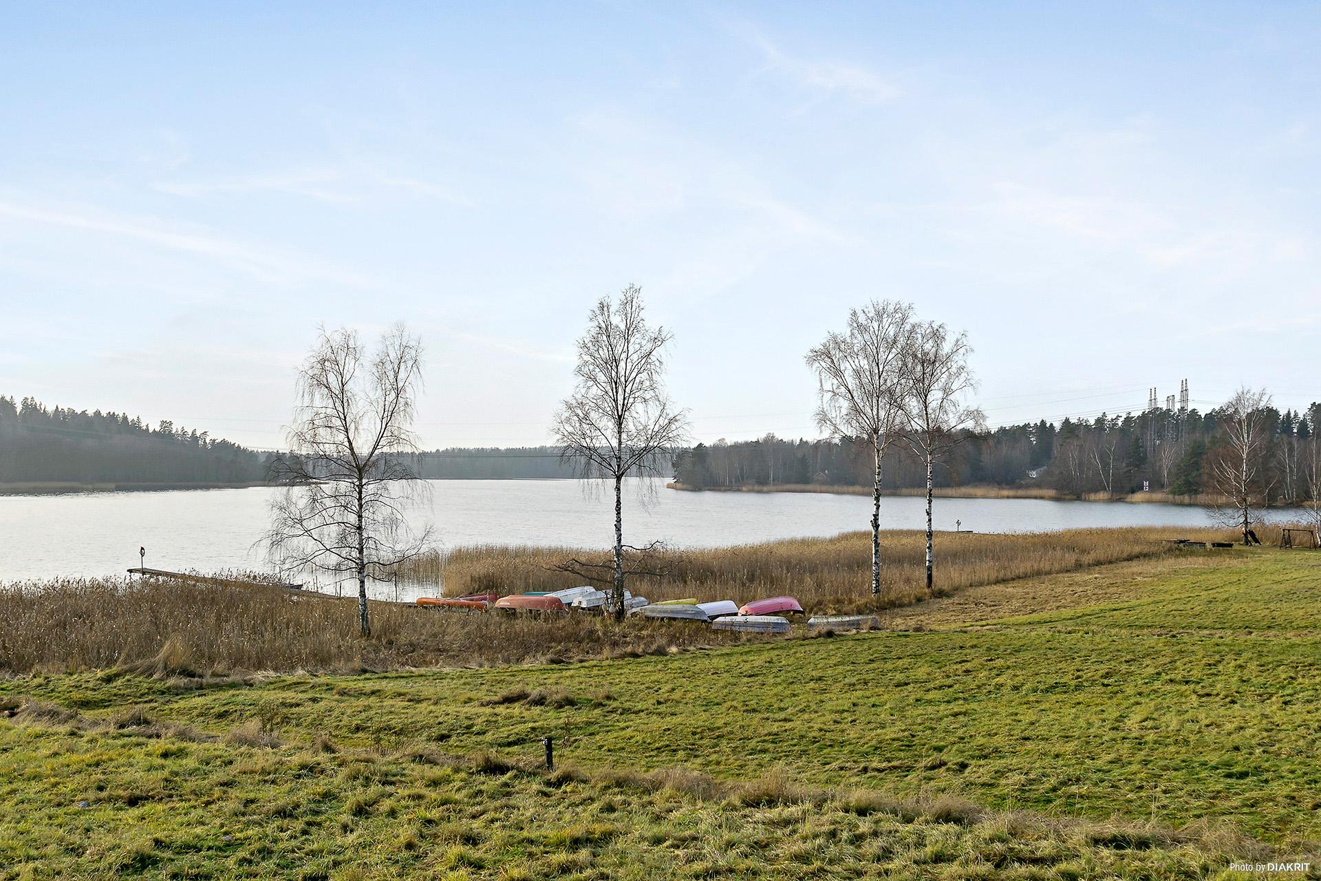 Lejondalssjöns båtplats