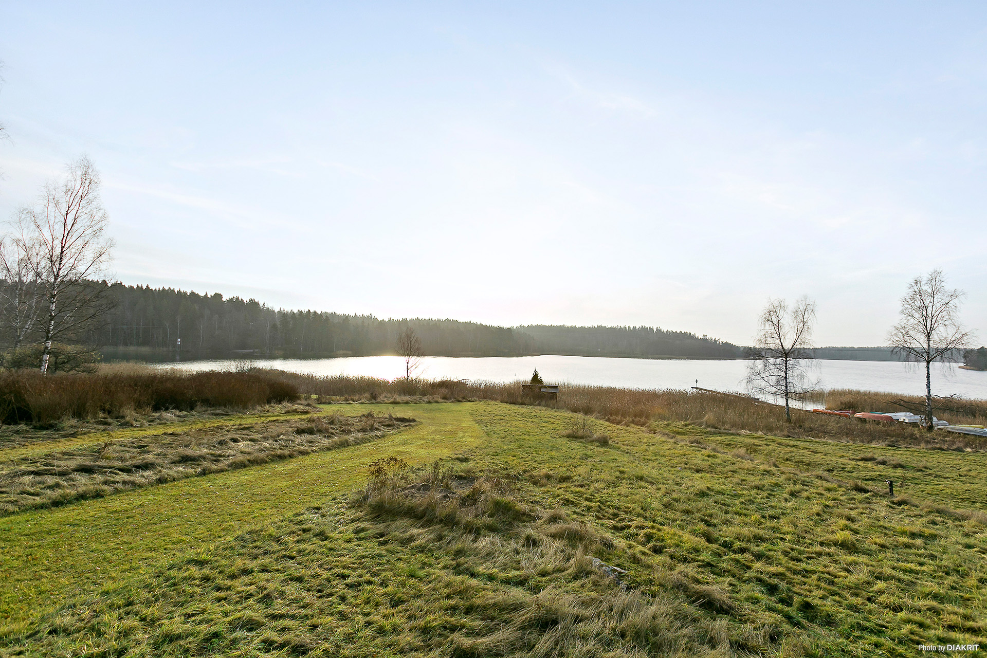 Lejondalssjöns badplats