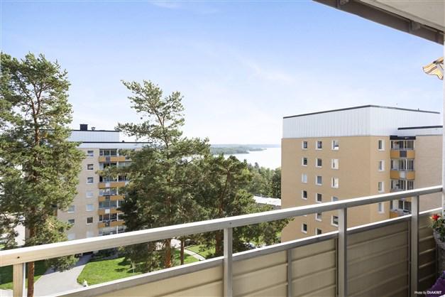 Utsikt från liknande lägenhet