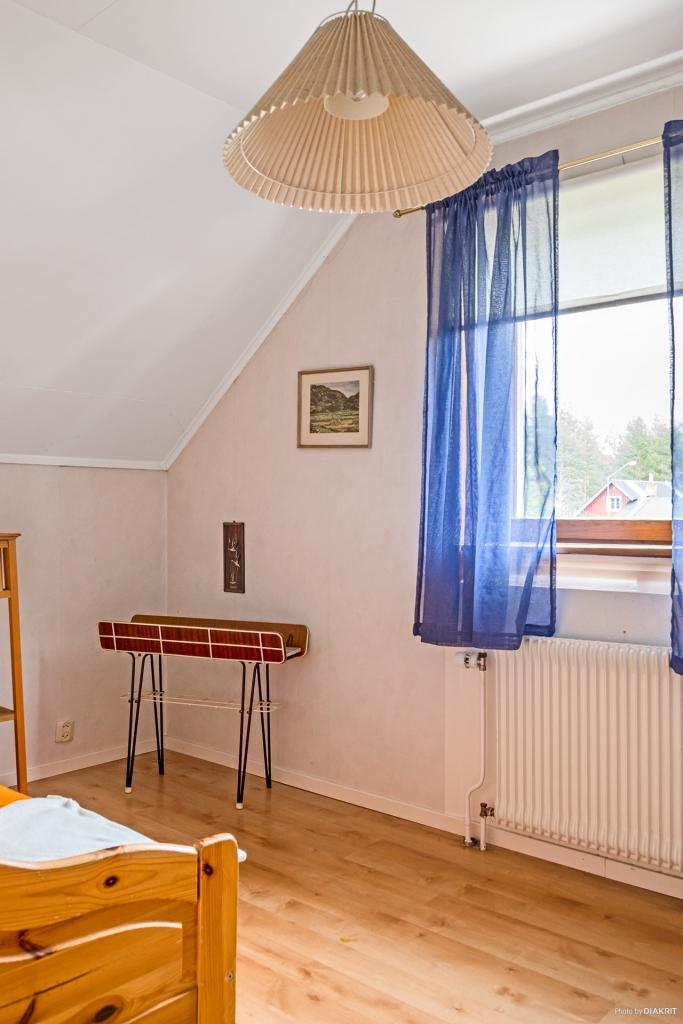 Sovrum 2, övervåning