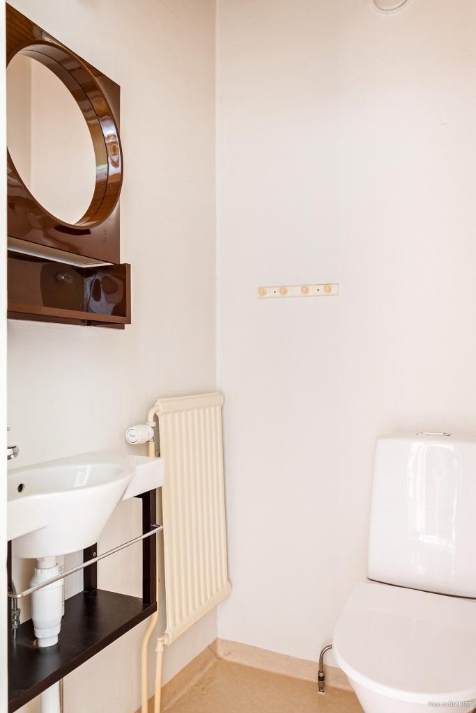 Toalett entréplan