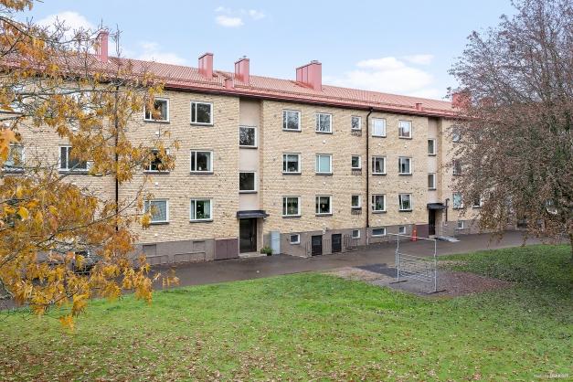 Välkommen till Slötagatan 3 B