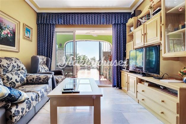 Trevligt vardagsrum