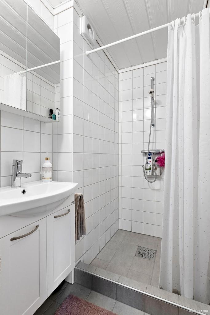 Lägenhet 2 r.o.k: Dusch/tvättställ