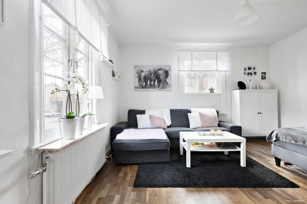 Lägenhet 1 r.o.k: Allrum