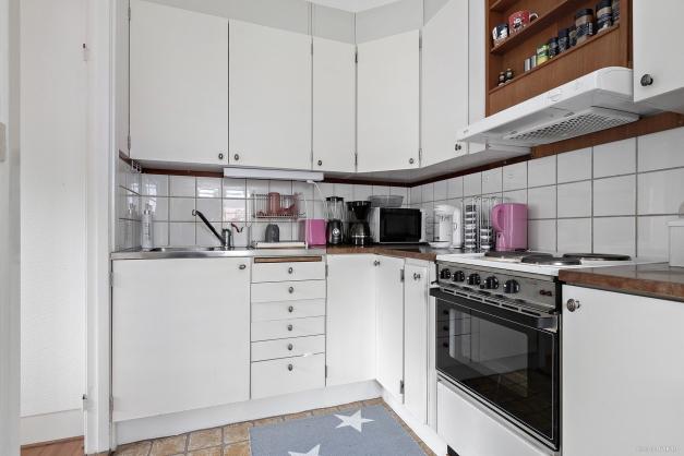 Lägenhet 1 r.o.k: Kök