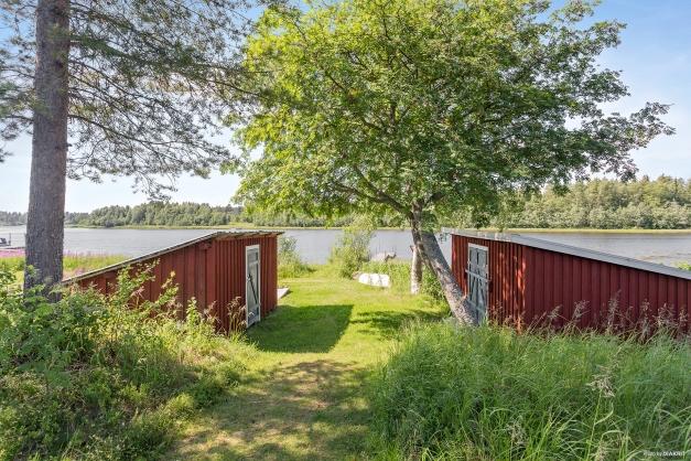 Brygga / båtplats Strömsundet / Rånefjärden