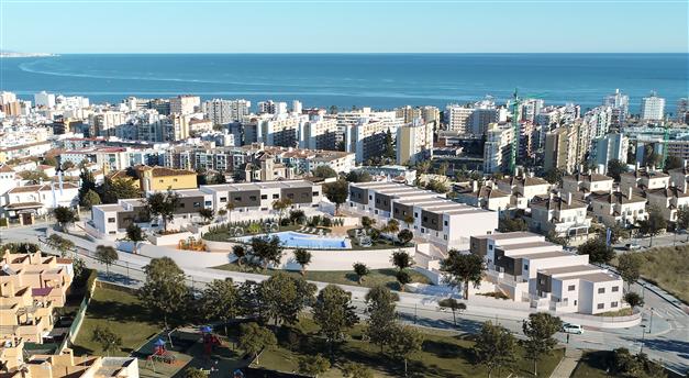 Illustrationsbild - bostadsområde