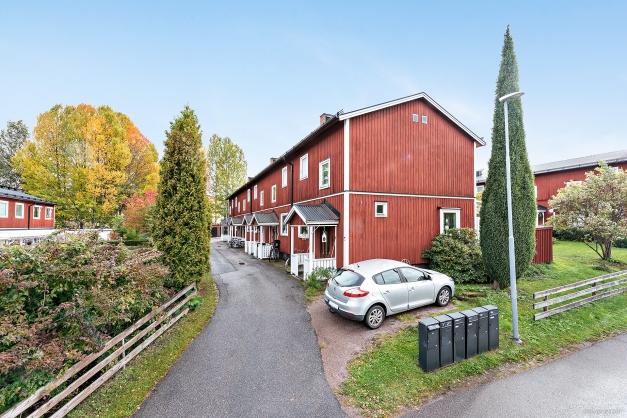 Radhuslängan på Seljansögatan!