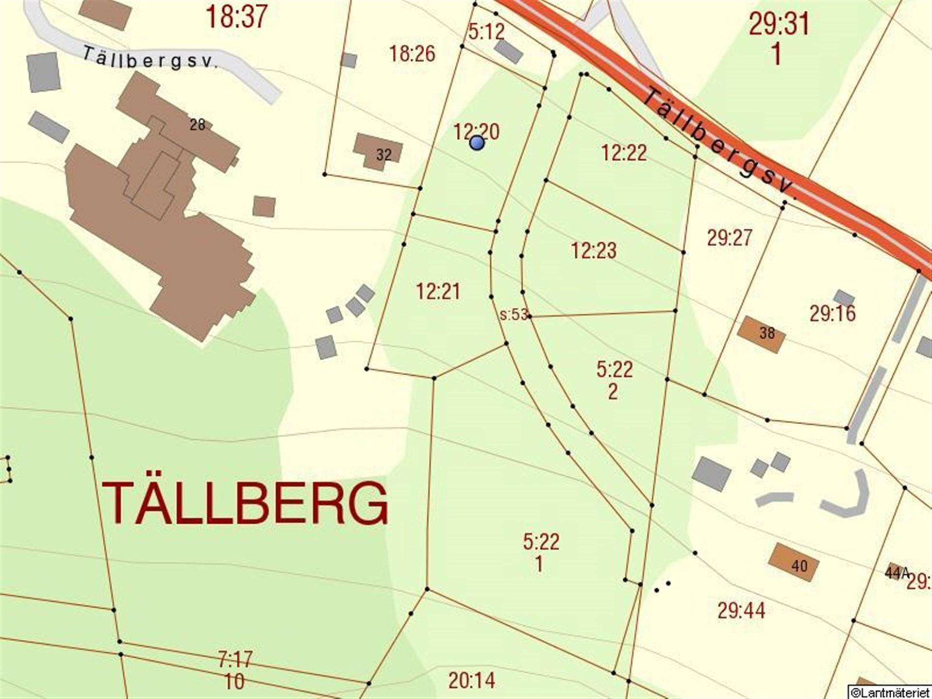 Fastighetskarta