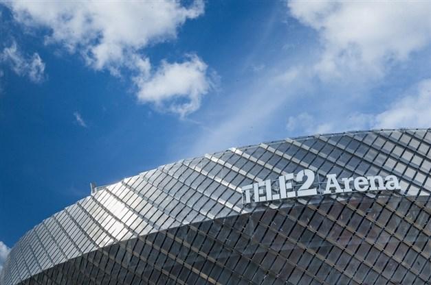 Moderna Tele2-arena