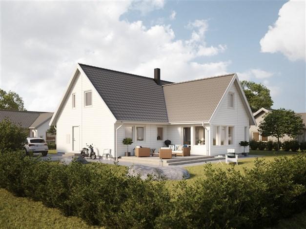 Smålandsvillans bild av Villa Nybro
