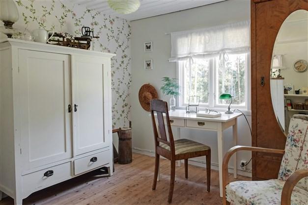 Rum för tänkaren, alternativt utmärkt matplats