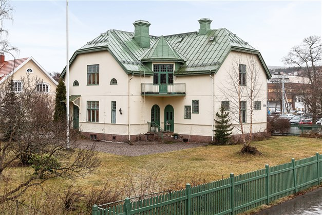 Norra Järnvägsgatan 38