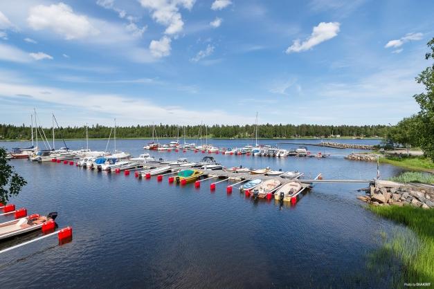 Hagavikens båthamn